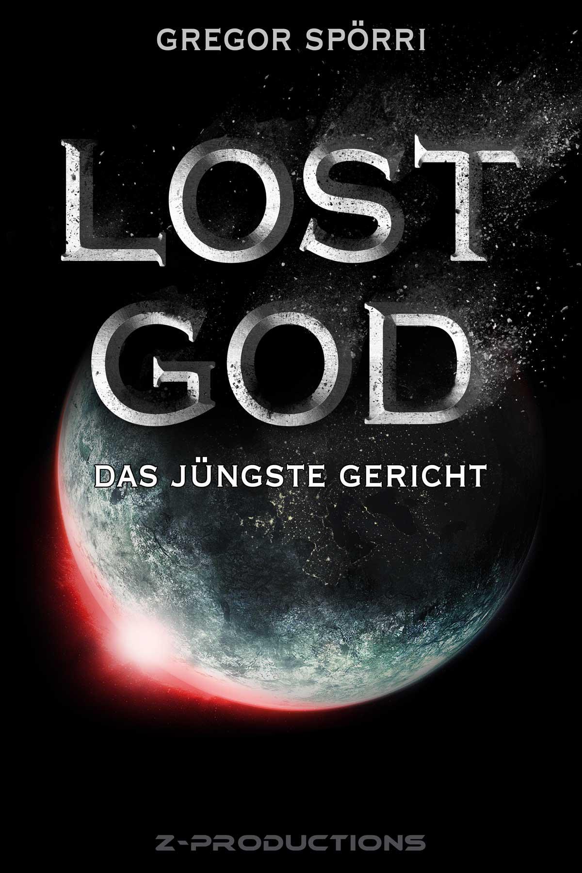 LOST GOD: Das Jüngste Gericht - Leseproben.