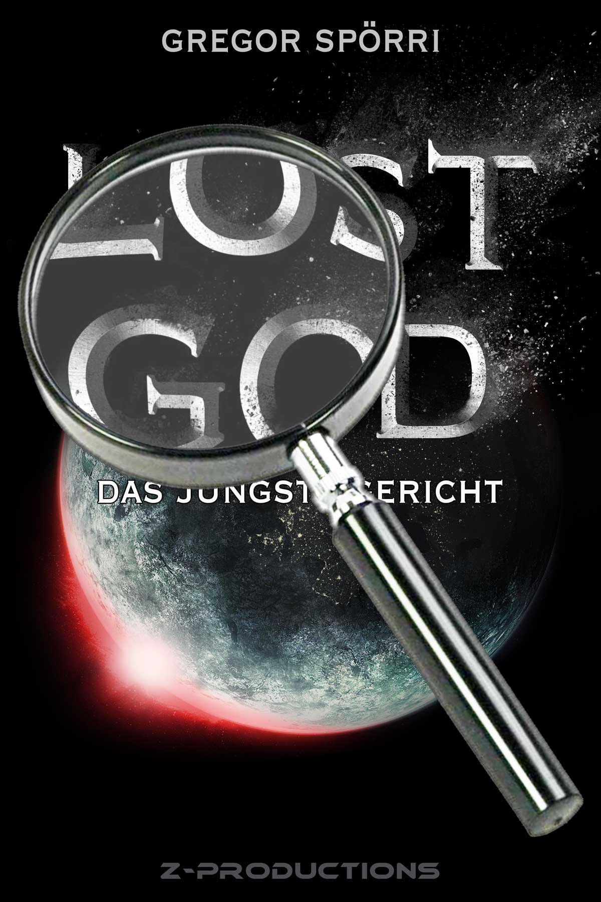 LOST GOD: Info and reading samples.