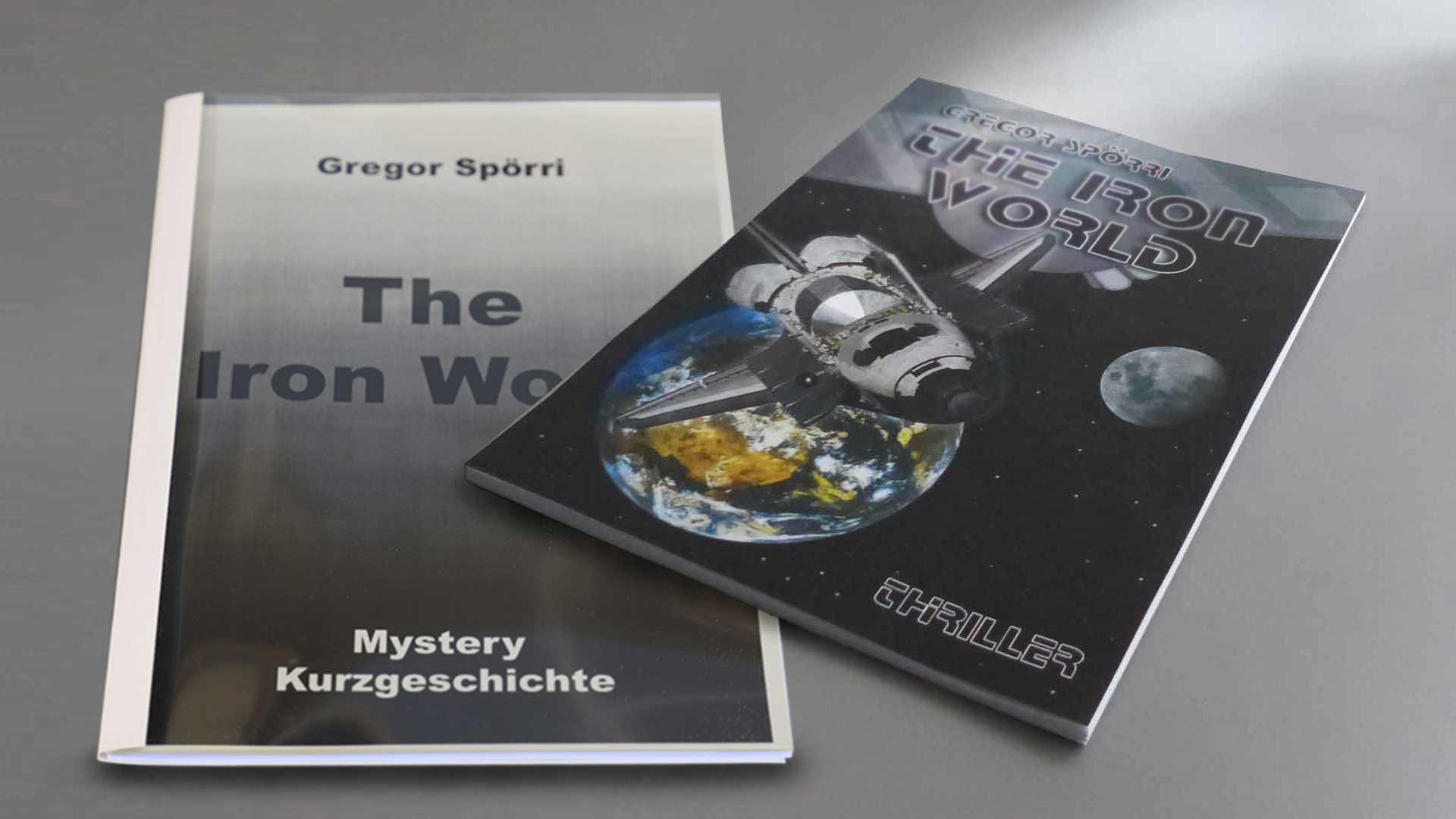The Iron World. Mystery short story. Issues 1995 to 2006.