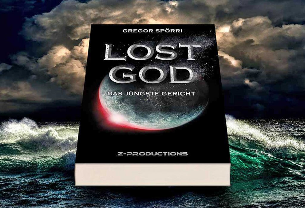 LOST GOD is an apocalyptic SF mystery thriller