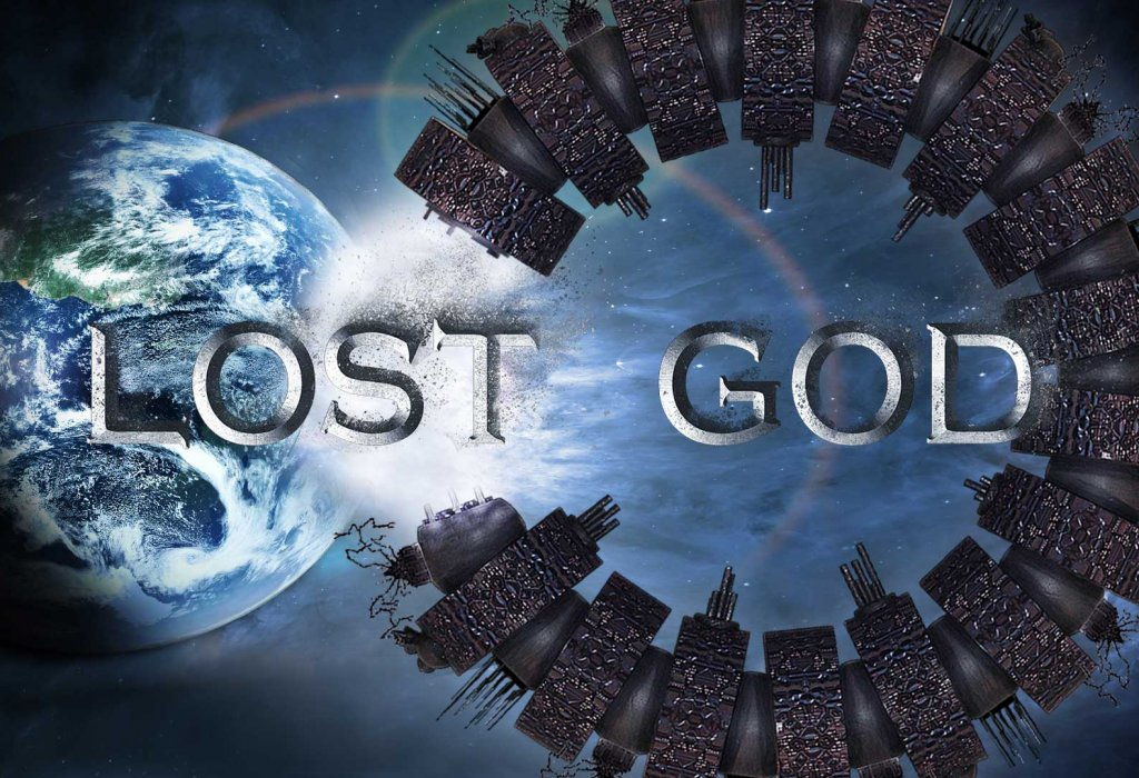 Trailer, teaser for LOST GOD - The Last Judgment.
